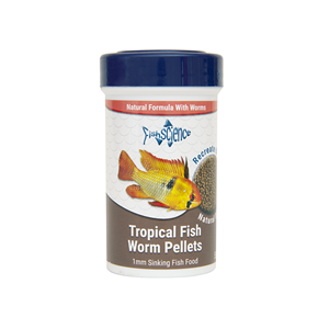 Fishscience Worm Pellets