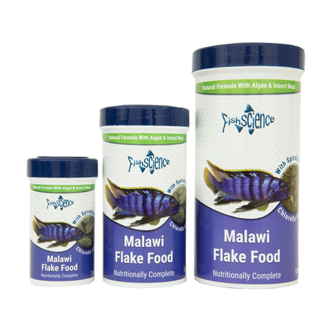 Fishscience Malawi Flake Food