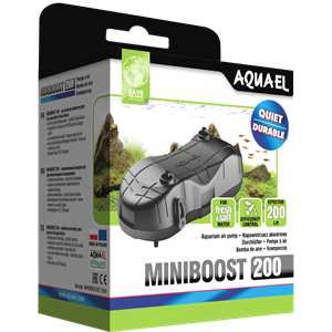 Aquael Miniboost 200 Airpump