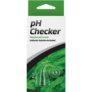 SeaChem Glass Ph & Co2 Checker