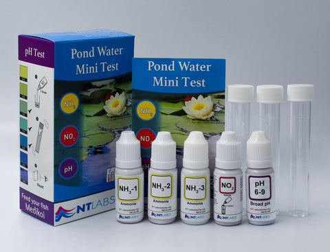 NT Labs Pond Water Mini Test