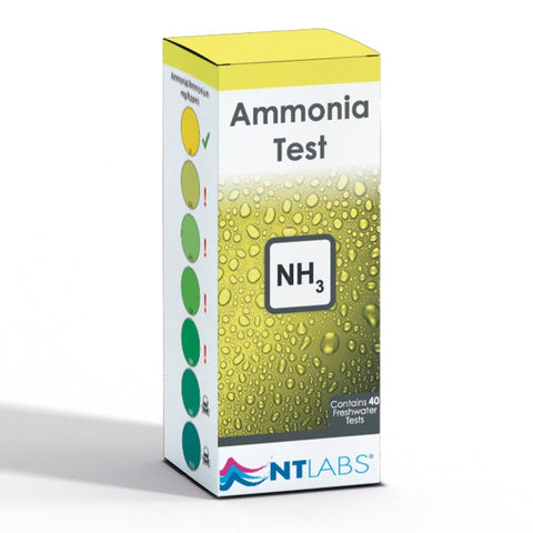 NT Labs Ammonia Test