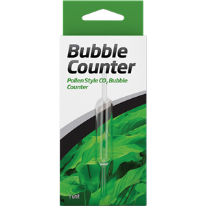 Seachem Bubble Counter