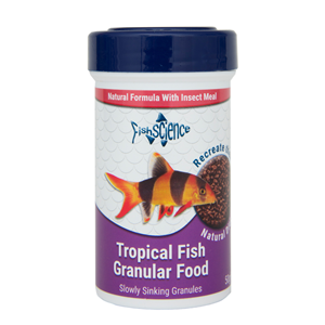 Fishscience Tropical Granules