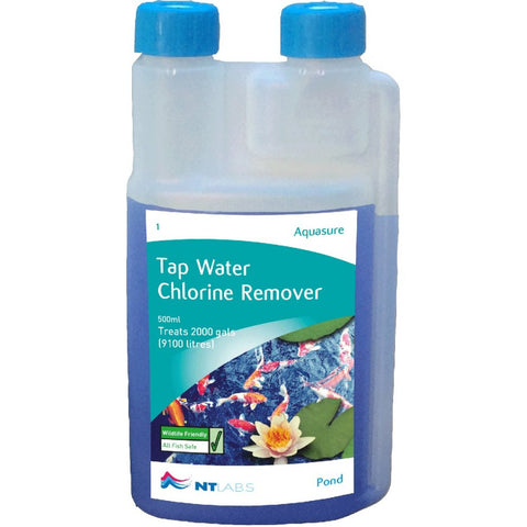 NT Labs Tap Water Chlorine Remover