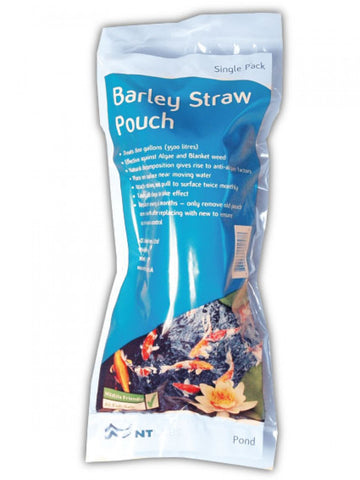 NT Labs Barley Straw Pouch