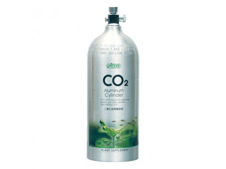 Ista Co2 Refill Cylinder 2ltr Face Up