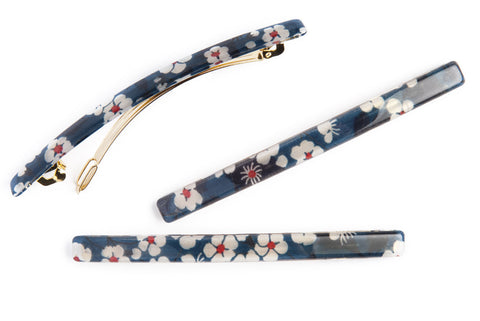 Liberty Long Skinny Barrette