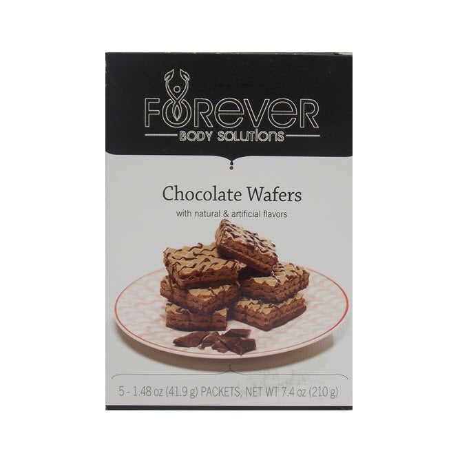 High Protein Diet Wafers - Chocolate