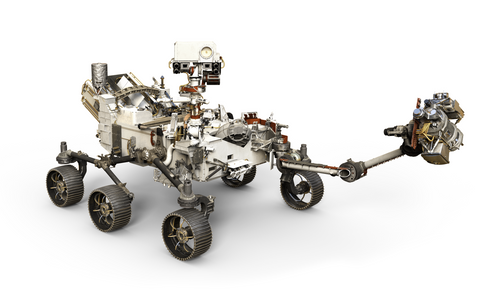 the Perseverance Rover sending to Mars