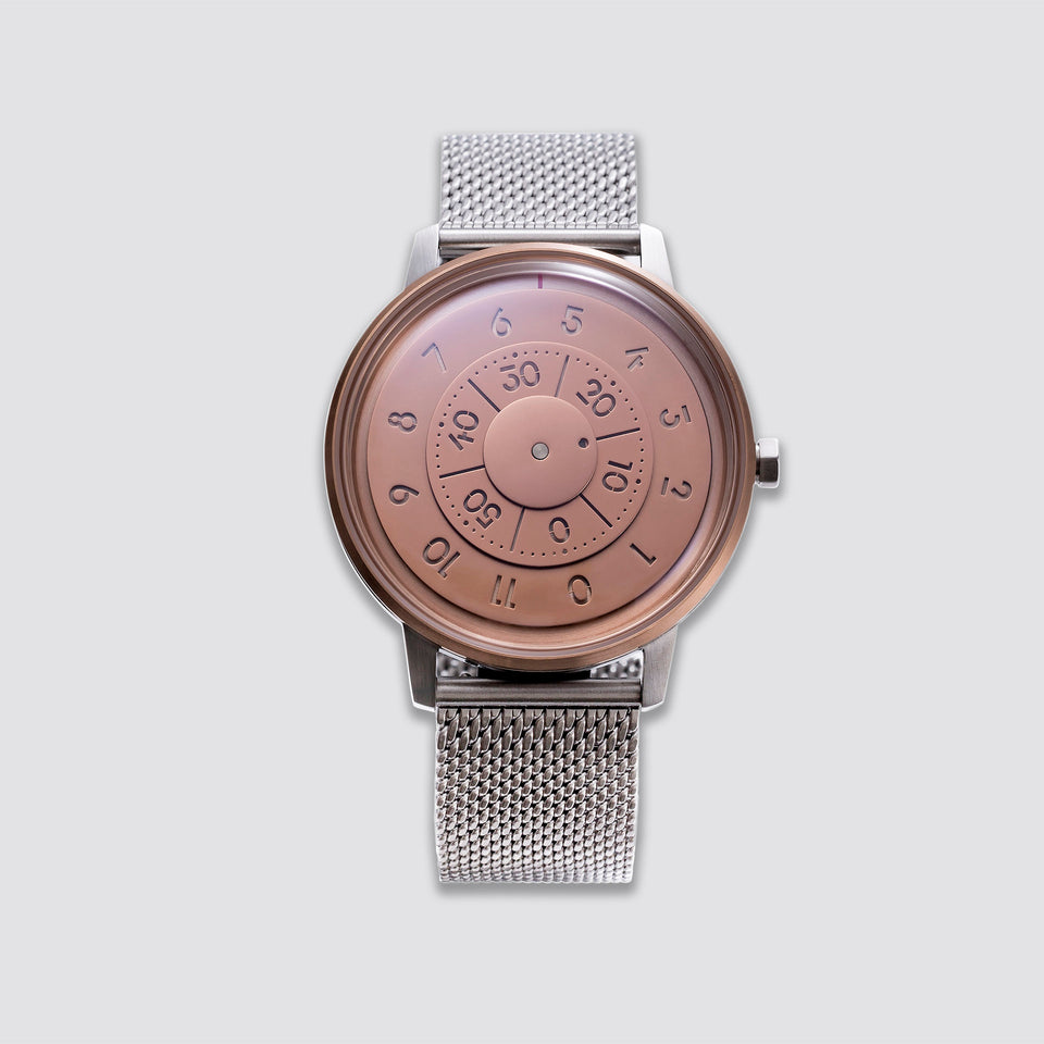 ANICORN Series K452 Space Automatic Watches - Rosegold / steel