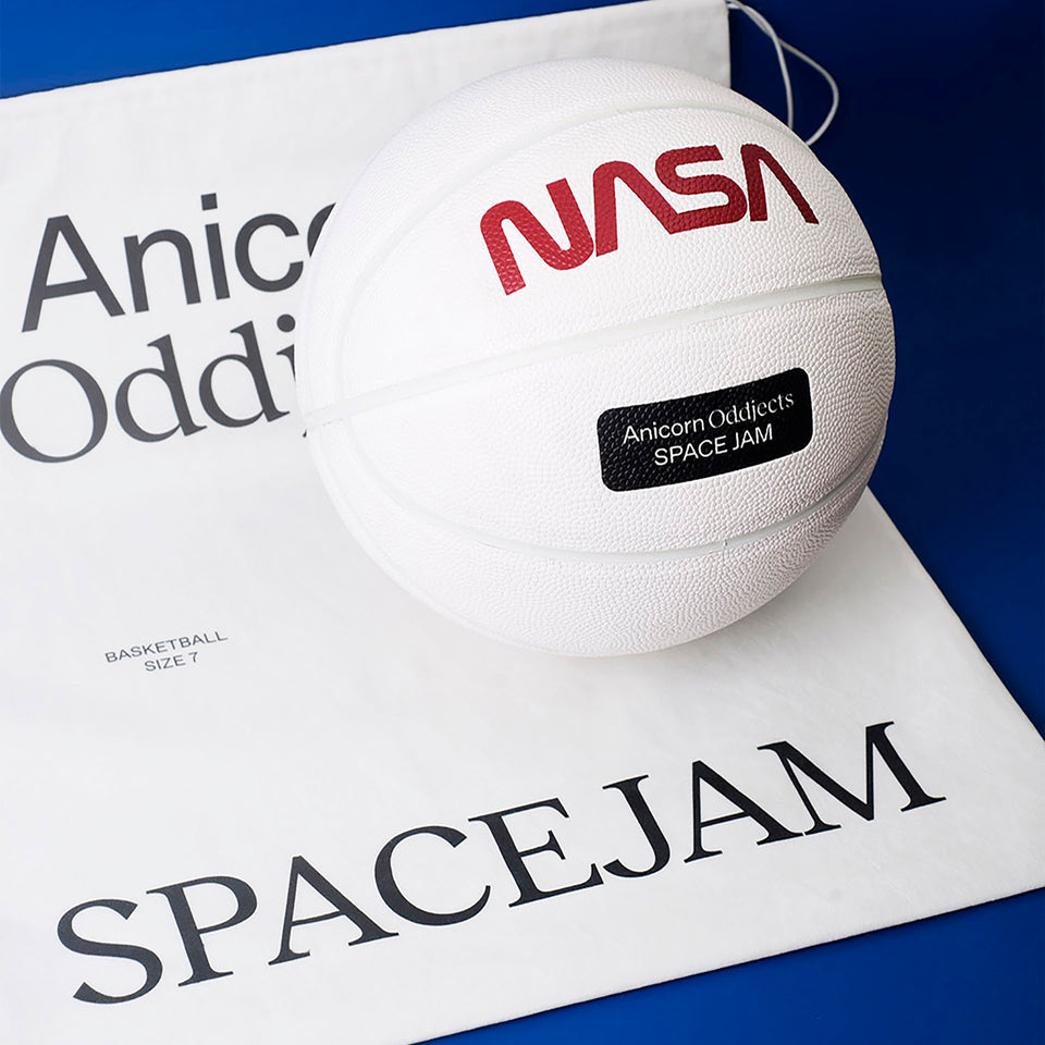 ANICORN Oddjects - Space Jam Premium Basketball