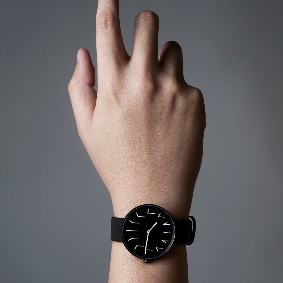 TTT#2.5 - New York - Redundant Watch - Black
