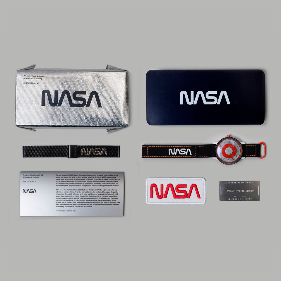 NASA × ANICORN - ver.ACES Limited Edition