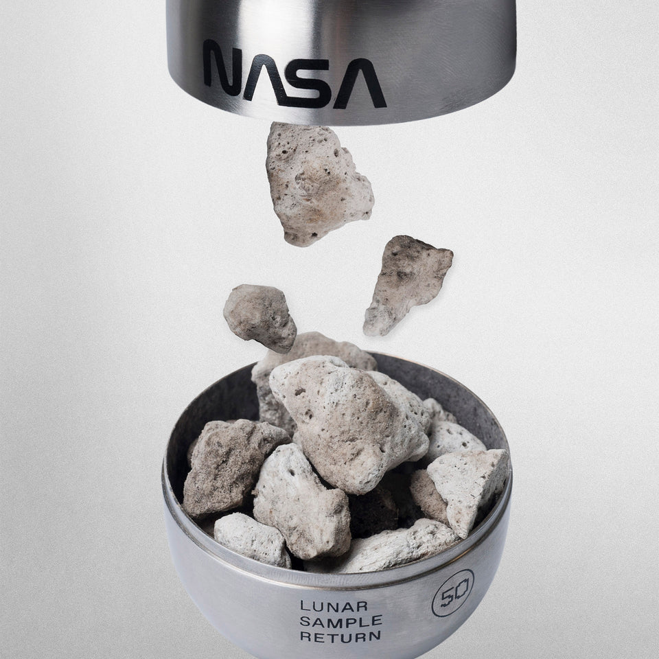"NASA x ANICORN - ""Lunar Sample Return"" The Moon Smell"