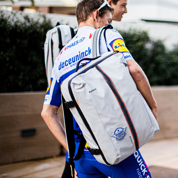 Cycleur de Luxe & Deceuninck Quick-Step pro cycling team are partnering up