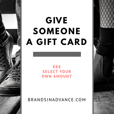 Give a Gift Card for Christmas or New Year's Eve!