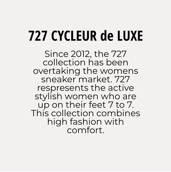 Cycleur de Luxe 727