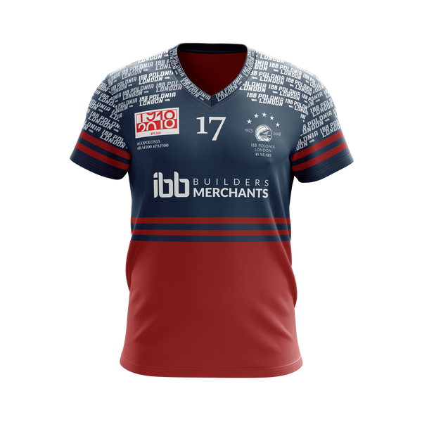 AWAY IBB Polonia Volleyball Club shirt 2018/2019
