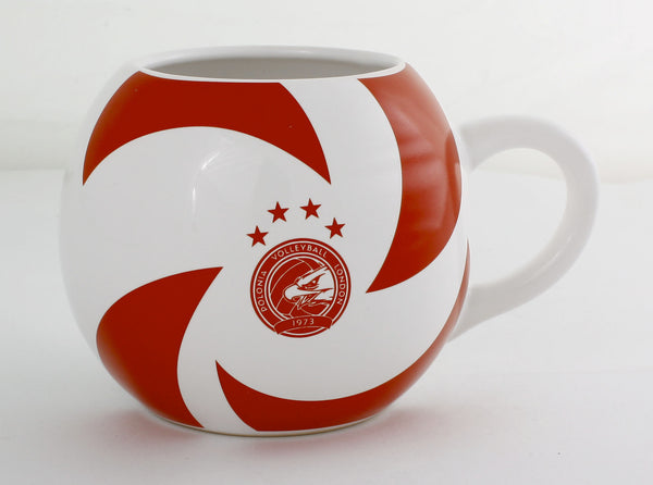 IBB Polonia London volleyball mug