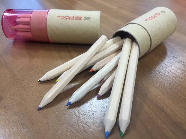 IBB Polonia colored pencils
