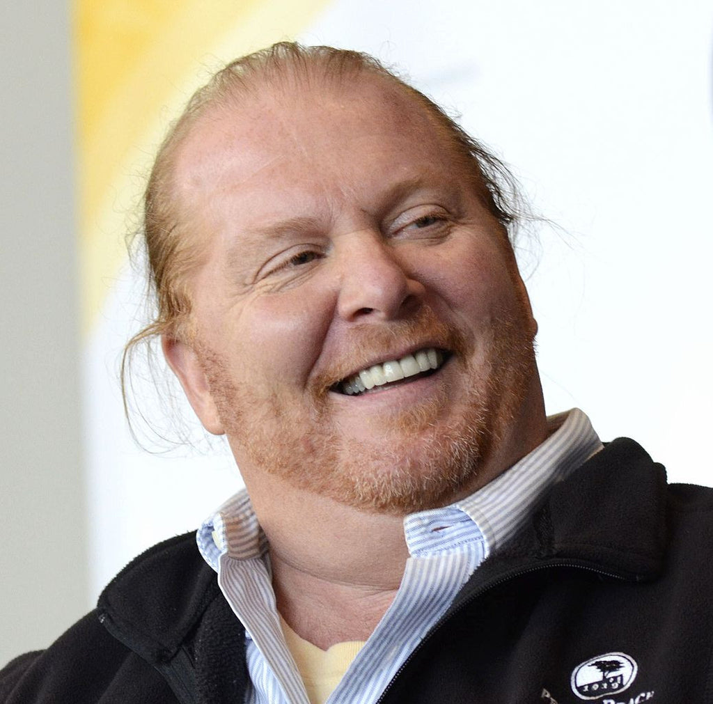 25 Pasta & Cooking Tips from Super-Chef Mario Batali