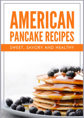 American Pancake Recipes Book