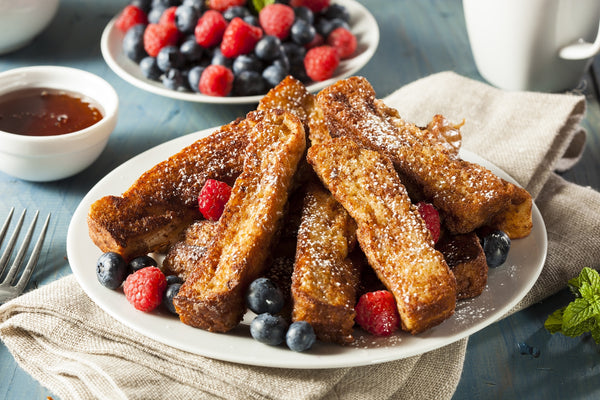 Making Delicious French Toast Without Using Milk