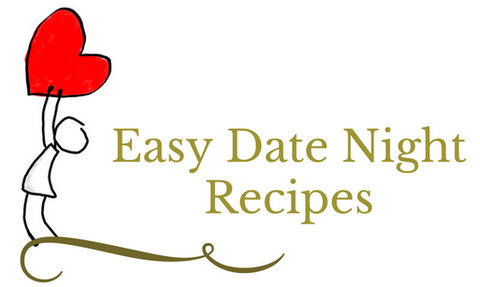 Quick & Easy Date Night Recipes - Mediterranean Meal for Two