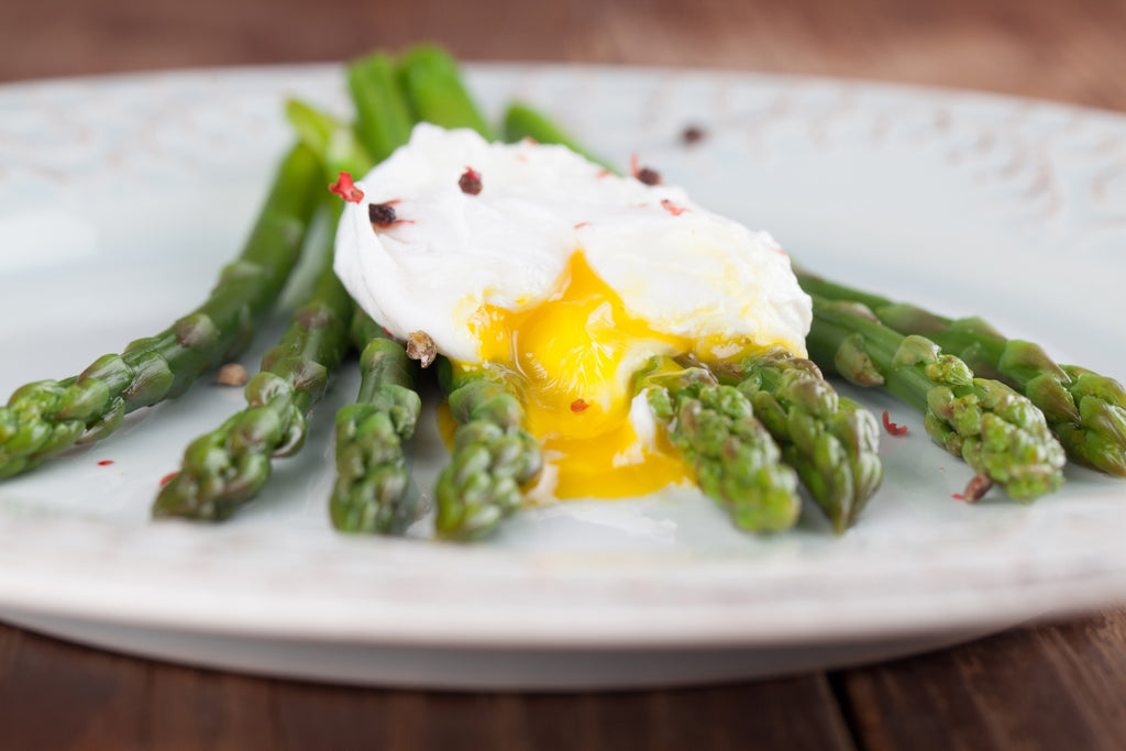Easy Asparagus and Eggs Recipe