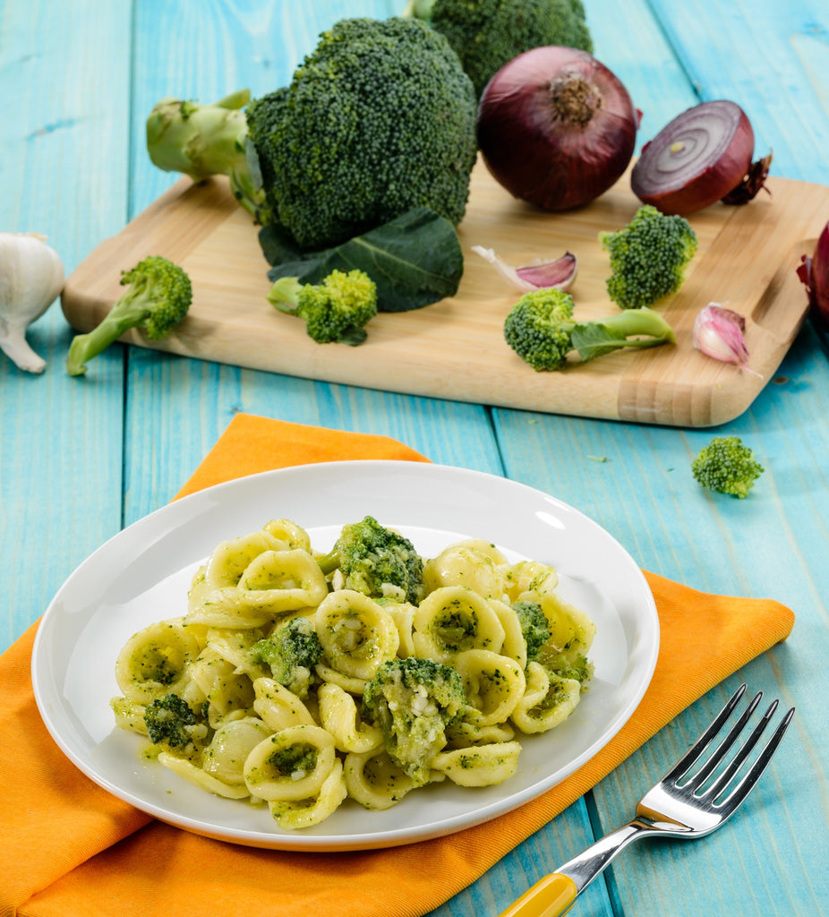 Broccoli and Pecorino Pasta