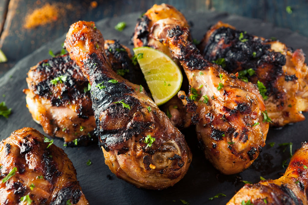 Caribbean BBQ Chicken