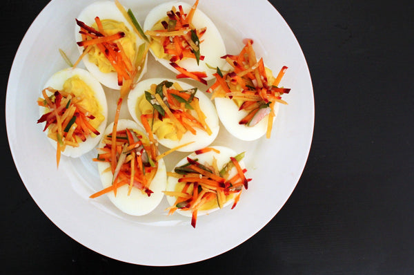 How to Make Delicious No Mayo Deviled Eggs