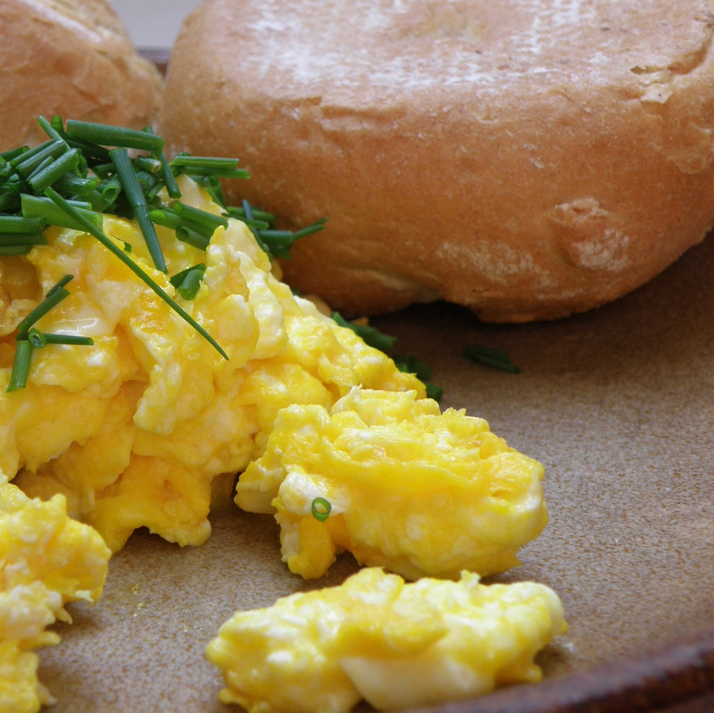 How to make delicious scrambled eggs perfectly every time