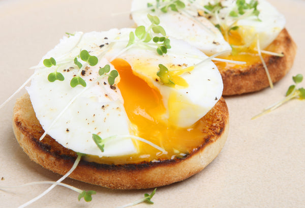 How to Make Perfect Poached Eggs without Vinegar