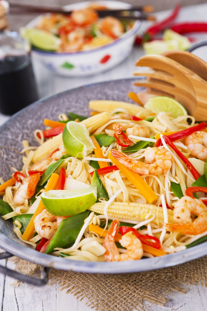 How to cook quick and healthy Stir fry
