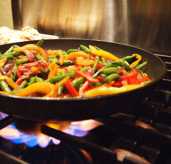 Deliciously quick stir frys