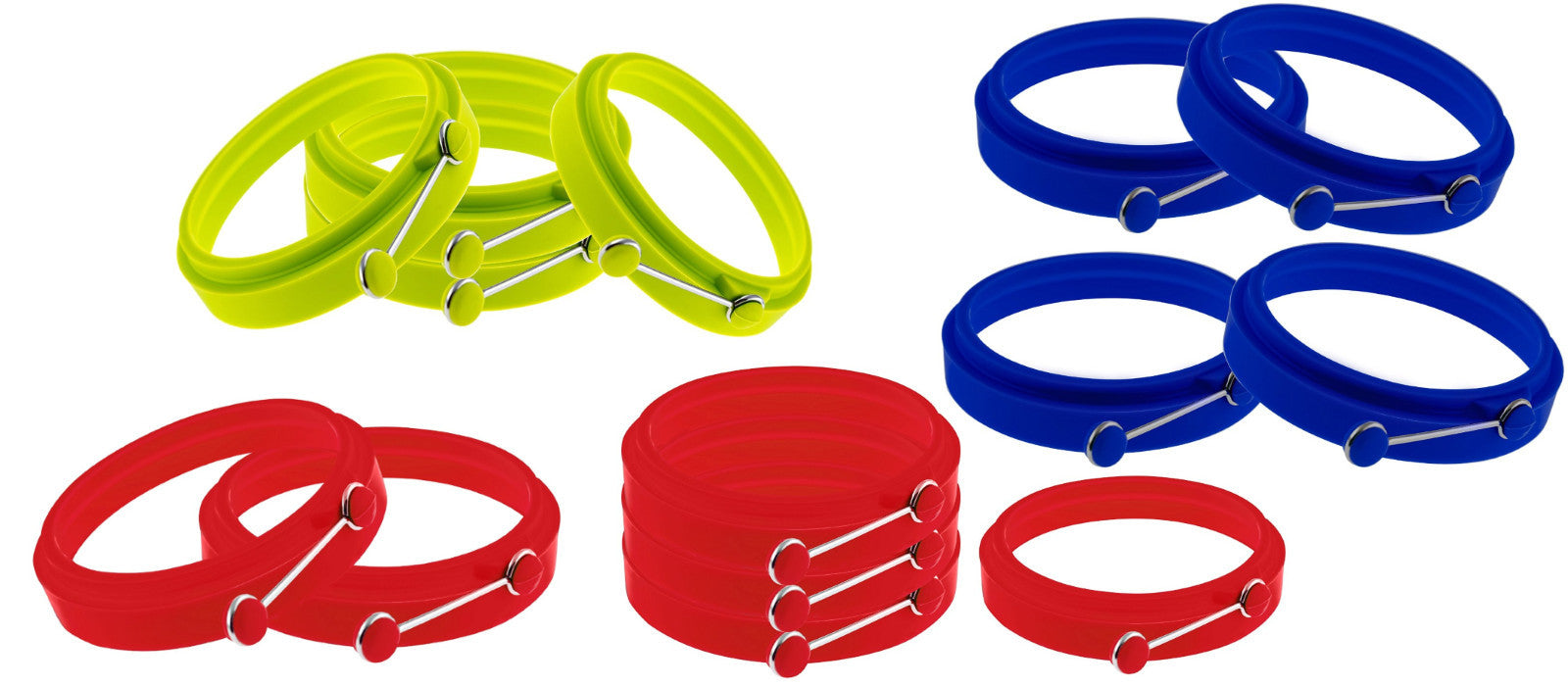 YumYum Utensils Silicone Egg Rings