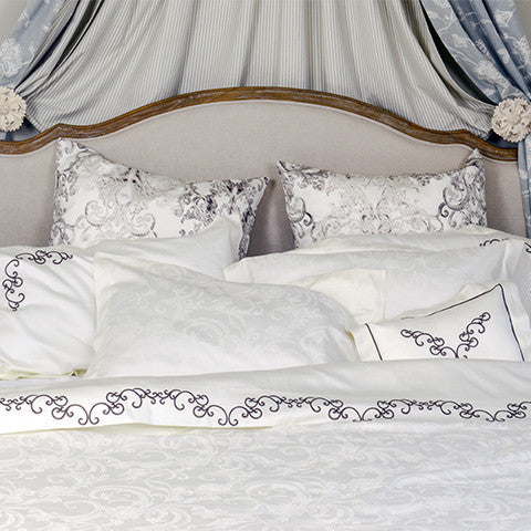 Egyptian Cotton Belgravia Jacquard Duvet Covers
