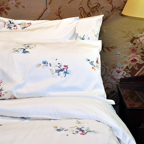 Egyptian Cotton Burwain Printed Duvet Covers
