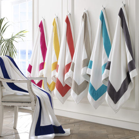 Egyptian Cotton Designer Beach Towels