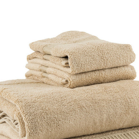 Premium Egyptian Cotton Face Towels - Set of 4