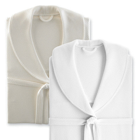 Cotton And Modal Unisex Luxurious Bathrobe