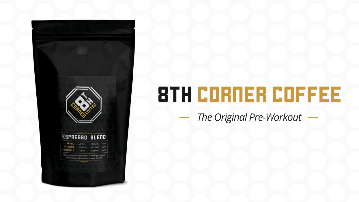 8th Corner Coffee Giveaway