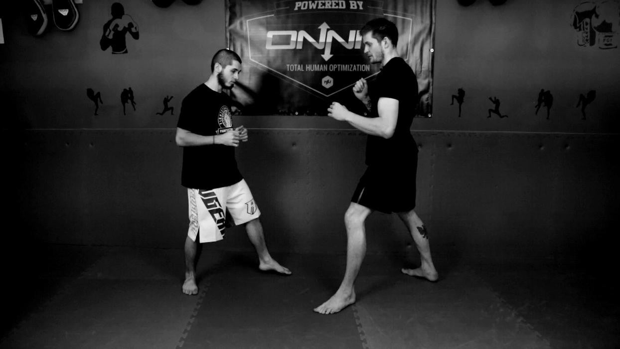 MMA Basics with Ben Forsyth