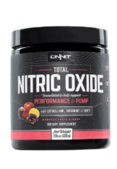 Onnit Total Nitric Oxide