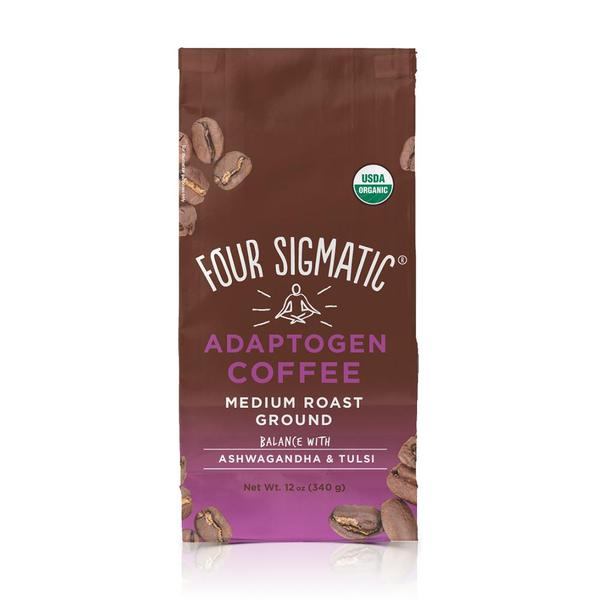 Four Sigmatic Ground Adaptogen Coffee by the Bag