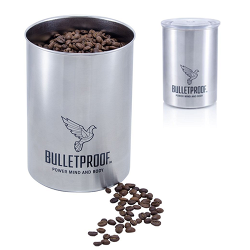 Bulletproof Aiscape Kitchen Canister
