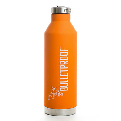 Bulletproof Stainless Steel Insulated Bottle