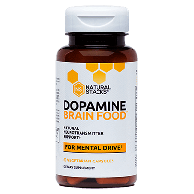 Dopamine Brain Food by Natural Stacks